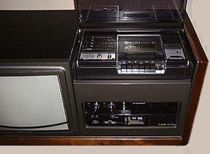 betamax machine